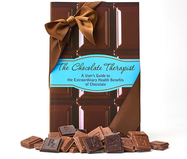 The Chocolate Therapist Book