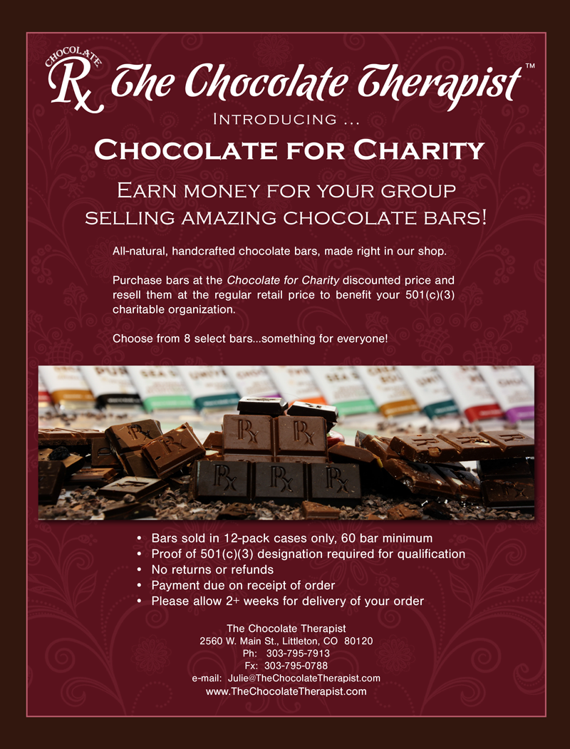 Chocolate for Charity