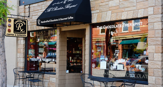 The Chocolate Therapist Store in Littleton