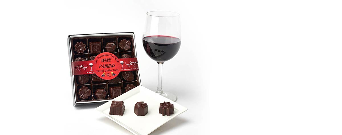 Wine Pairing Chocolates
