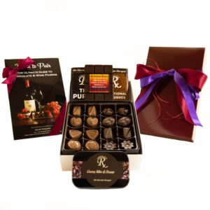 Chocolate and Wine Kit for 2